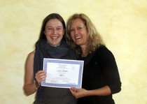 Mascha Grieschat und Debra Pascali-Bonaro